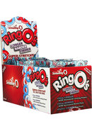Ringos Silicone Cock Rings Waterproof 18 Per Display...