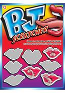 Sexy Scratcher Bj Scratcher Scratch Off