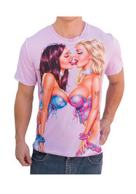 Girlfriends Mens T Shirt - Xl