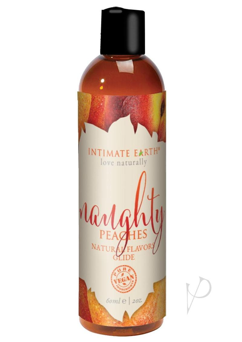 Naughty Nectarines Oral Pleasure Glide Naughty Nectarines 2oz